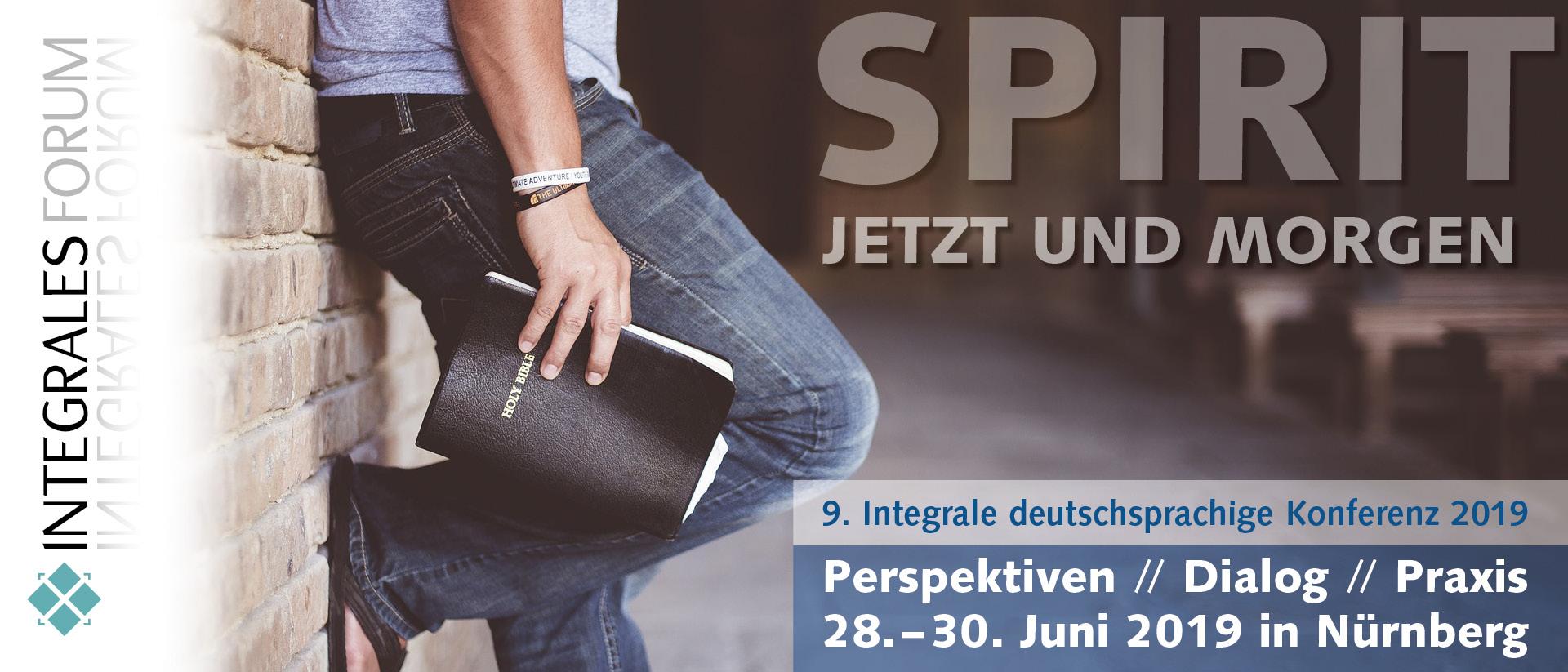 Integrale Konferenz 2019