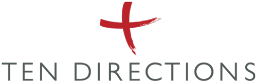 Logo Ten Directions